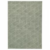 СТЕНЛИЛЛЕ Ковер, короткий ворс, зеленый, 170x240 см